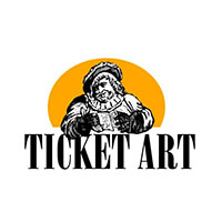Logo Ticket Art