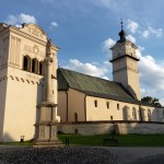 Kostol sv. Juraja Spišská Sobota Poprad Visitpoprad.sk
