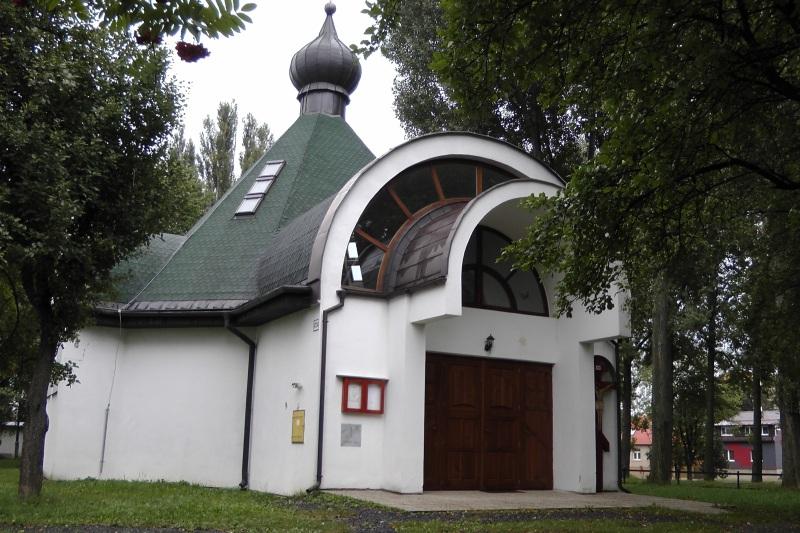 Pravoslávny kostol Poprad