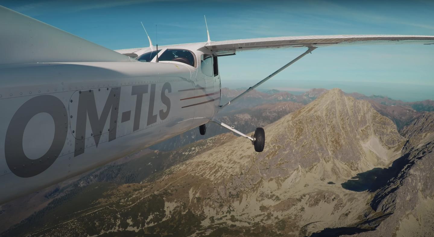 tls air zazitkove lety tatry a okolie