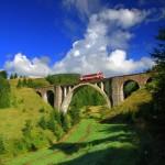 Telgártský viadukt Zdroj:http://hiking.sk/ Foto: Ivan Wlachovský