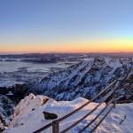 Panoráma z Lomnického štítu Zdroj: http://www.vt.sk/sk/zazitky/zima/lomnicky-stit/