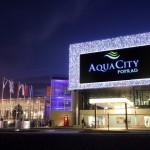 Aquapark AquaCity Poprad