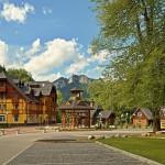 Kúpele Červený kláštor Zdroj: http://www.slovakia.travel/ Foto- Kúpele Červený Kláštor Smerdžonka