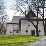 Drevený artikulárny kostol Kežmarok Zdroj: http://www.kezmarok.sk/