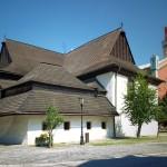 Drevený artikulárny kostol Kežmarok - Zdroj: http://www.slovakia.travel/