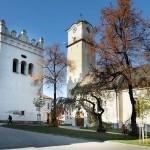 Kostol sv. Egídia s renesančnou zvonicou