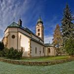 St. Nicholas' Church  , Liptovský Mikuláš Source: http://www.ephoto.sk/ Foto: Martin Sipták