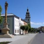 Spišská Belá Zdroj: http://www.wikipedia.sk/  Foto- Petr Vilgus