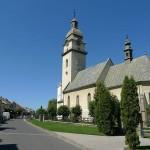Spišská Belá kostol Zdroj: http://www.chatazalesie.eu/