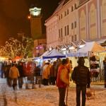 Tradičný vianočný jarmok námestie sv. Egídia