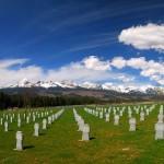 Vojenský cintorín Važec / military cemetary Source:// http://www.hiking.sk/ Foto- Matej Nebus