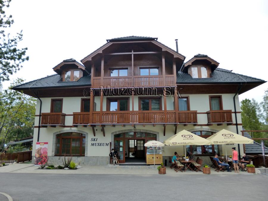 Múzeum zimných športov vo Vysokých Tatrách tatranska lomnica