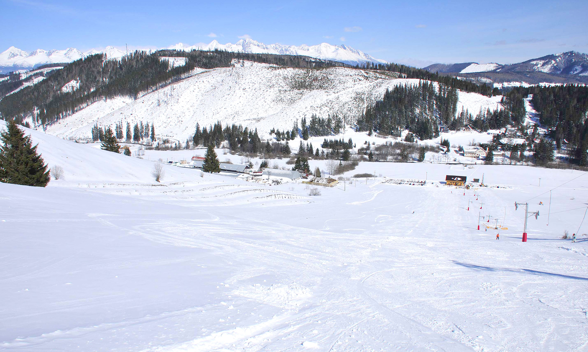 Ski Liptovská Teplička