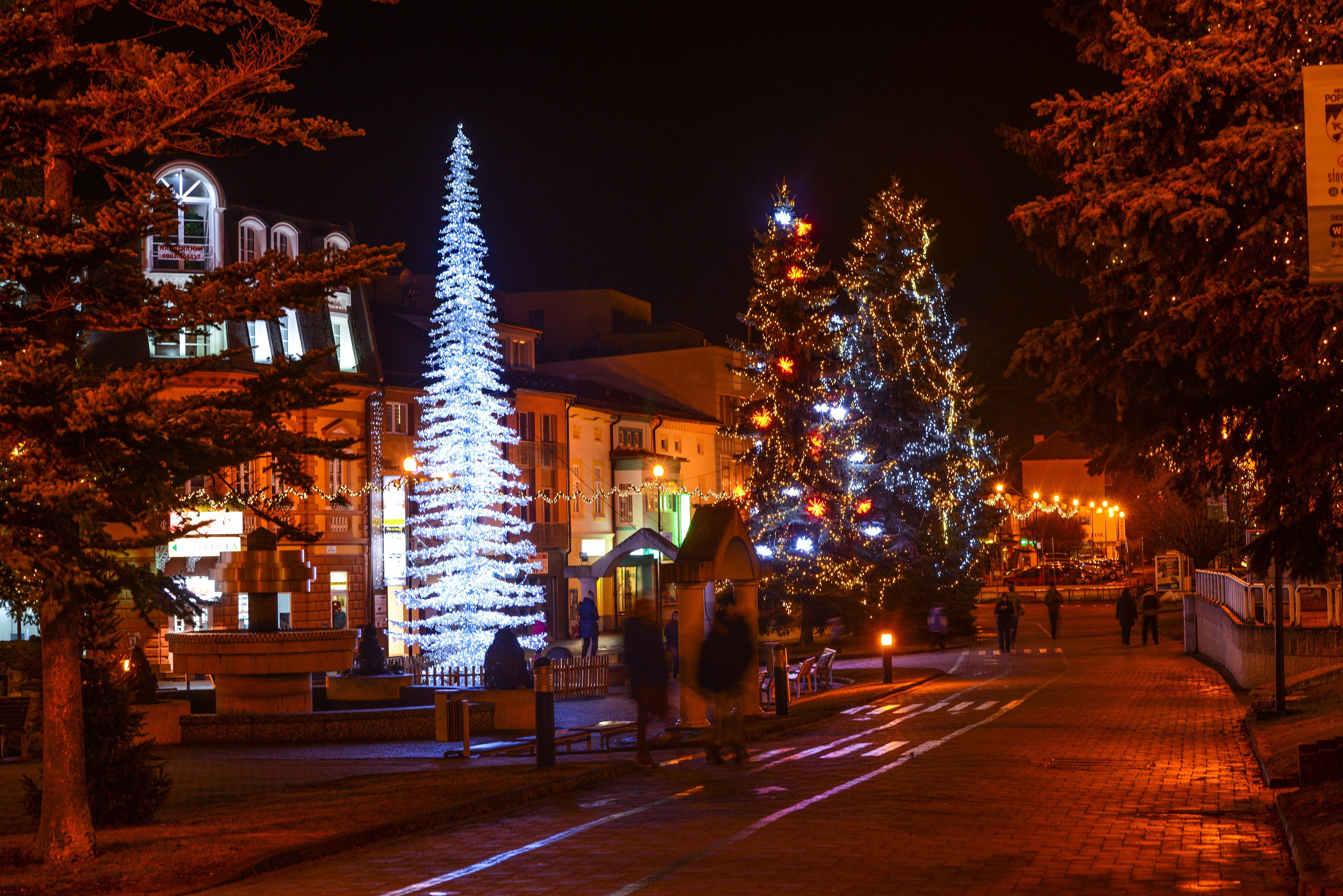Vianoce v Poprade