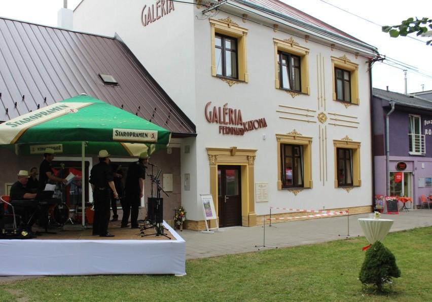 Galéria Ferdinand Katona Spišská Stará Ves