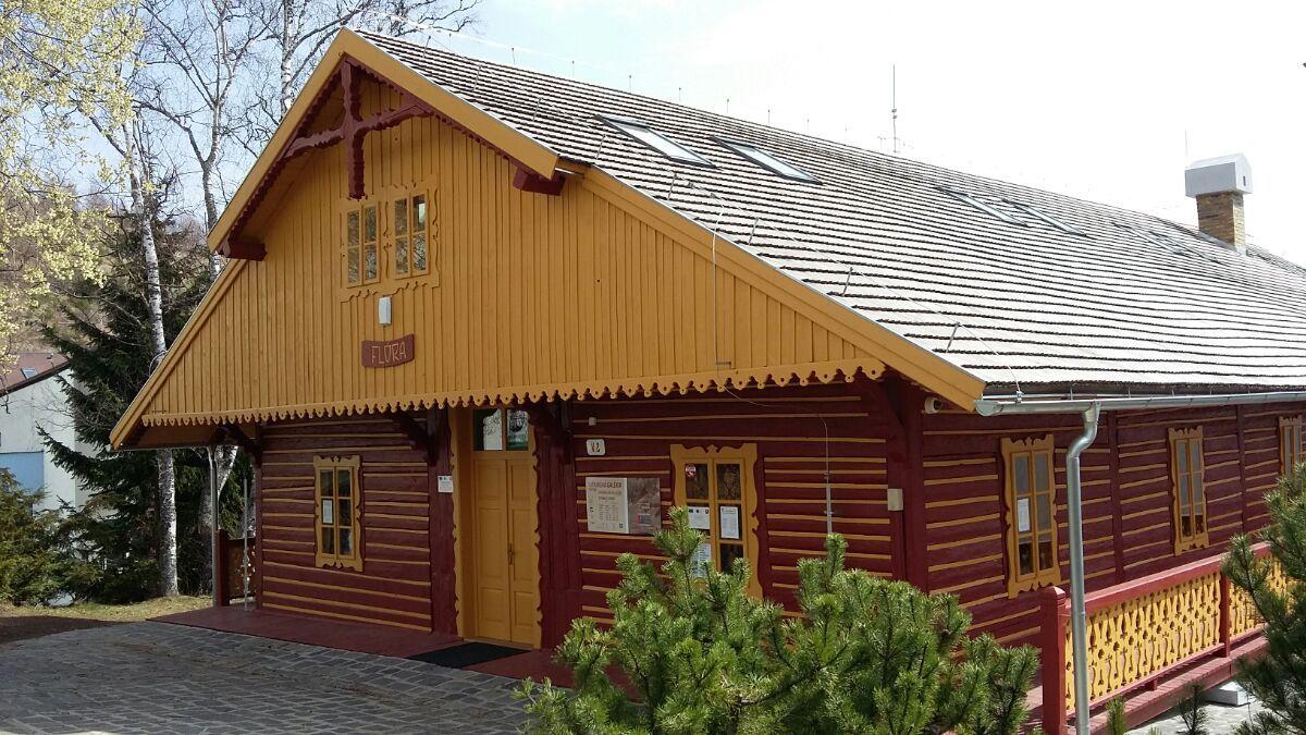 Vila Flora v Starom Smokovci