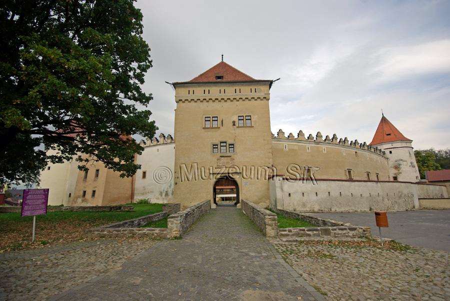 múzeum Kežmarok