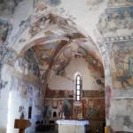Kostol sv. Egídia interiér