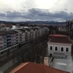 Výhľad z veže smer Námestie