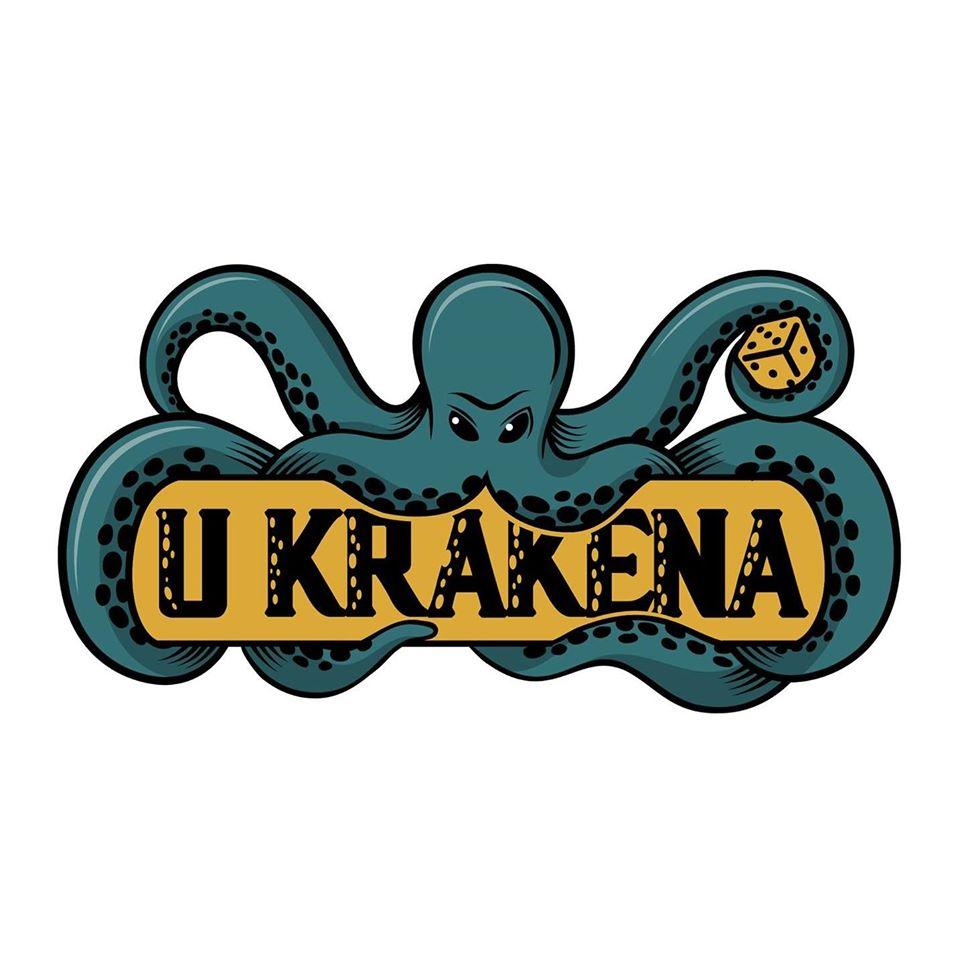 Pub U Krakena Poprad logo